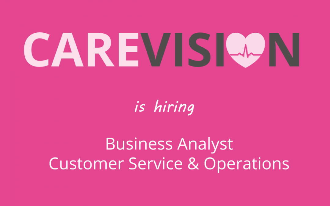 Business Analyst – Customer Service & Operations