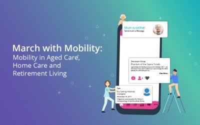 March with Mobility: Mobility in Aged Care, Home Care and Retirement
