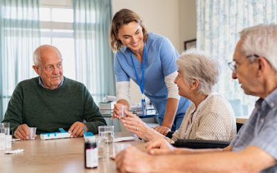 The Role Of Data Management In Aged Care